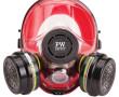 Maska pełnotwarzowa Zurich P510RER-1
