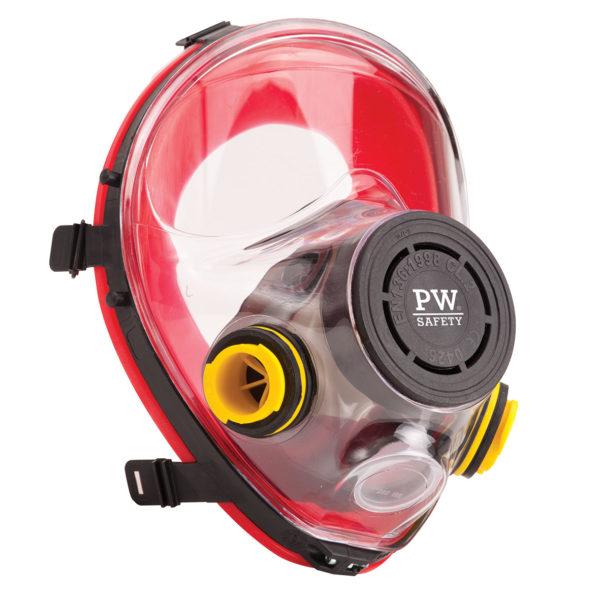 Maska pełnotwarzowa Zurich P510