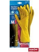 Rękawice gumowe RF Y
