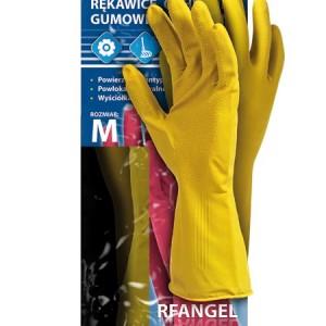 Rękawice gumowe RF