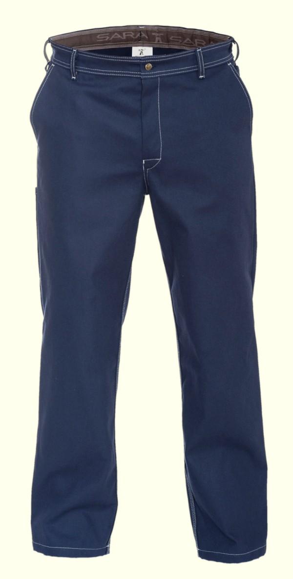 Spodnie w pasek BOSMAN