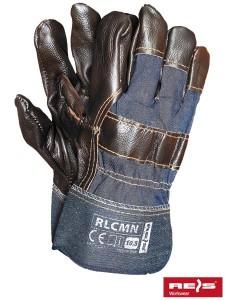 Rękawice skórzane RLCMN