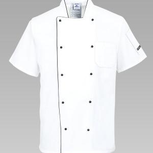Przewiewna bluza kucharska