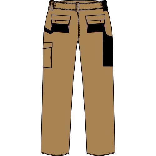 Spodnie do pasa URG-A 2