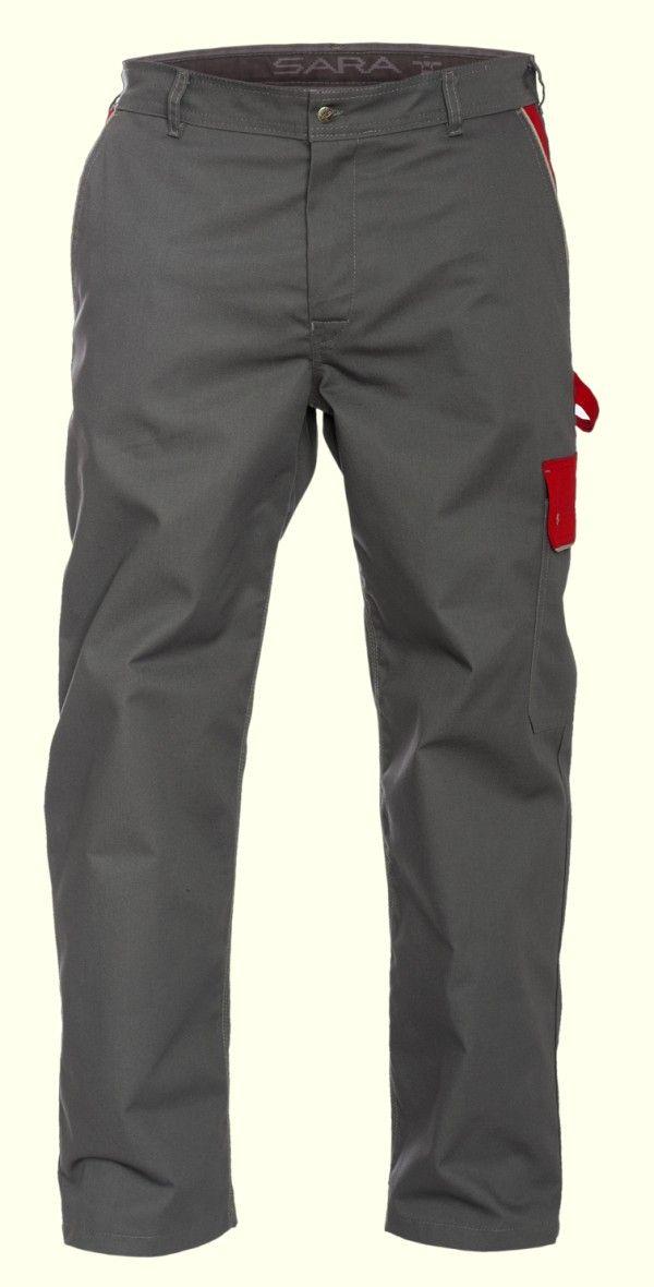 Spodnie w pasek STERNIK