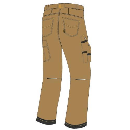 Spodnie do pasa URG-B 2